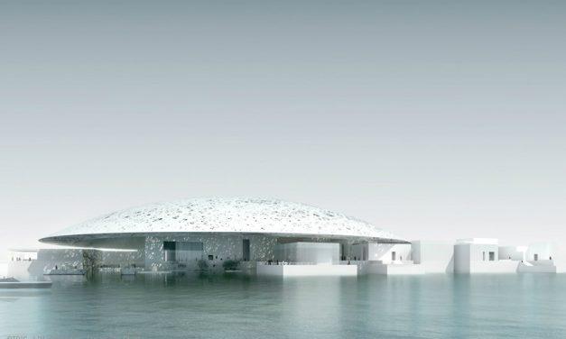 Le Louvre Abu Dhabi a ouvert ses portes en novembre 2017