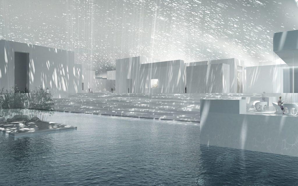 Projet du Louvre Abu Dhabi