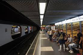 Prolongement du métro E de Lyon jusqu'à Part-Dieu