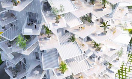 L'Arbre blanc inauguré à Montpellier