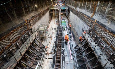 Un contrat de 970 millions d'euros décroché par Vinci Construction