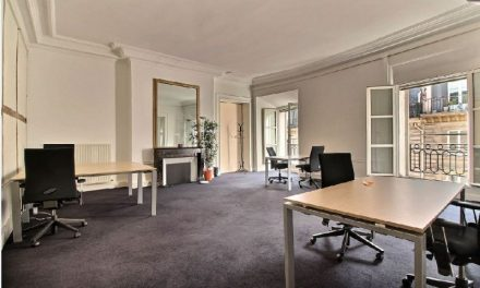 Ralentissement de l'activité du marché des bureaux en France