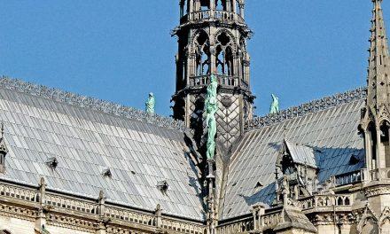 Reprise du chantier de Notre-Dame de Paris après un arrêt pour pollution au plomb