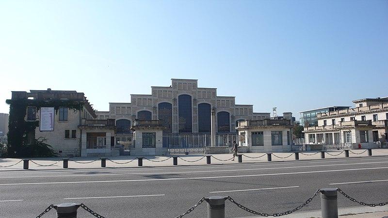 Lyon – 150e anniversaire de l'architecte Tony Garnier