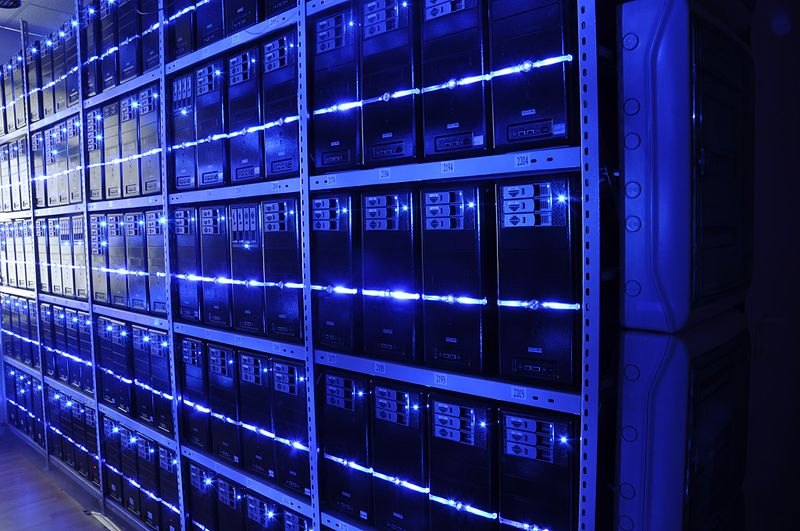 Data center – Construction de la plus grande installation d'Europe par Interxion