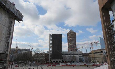 Lyon – Reprise des chantiers du quartier Part-Dieu