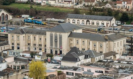 Chartres – Le futur pôle administratif bénéficie d'un système de sécurité incendie innovant
