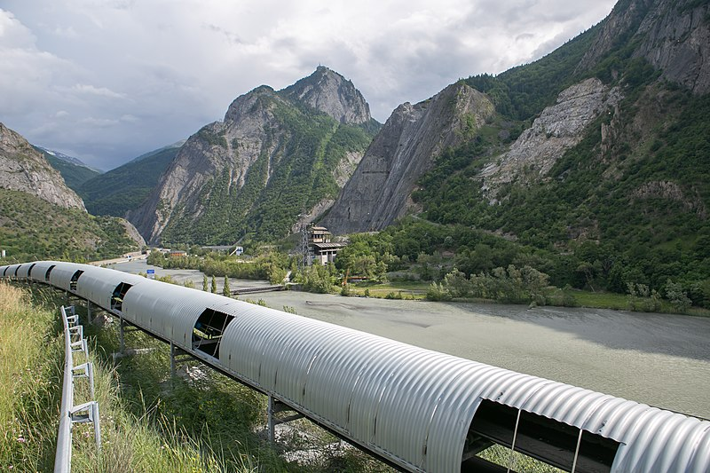 Tunnel Lyon-Turin – Réalisation des puits de ventilation confiée à Vinci