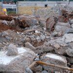 La construction de The Link va pouvoir débuter à l'achèvement de la déconstruction du Michelet